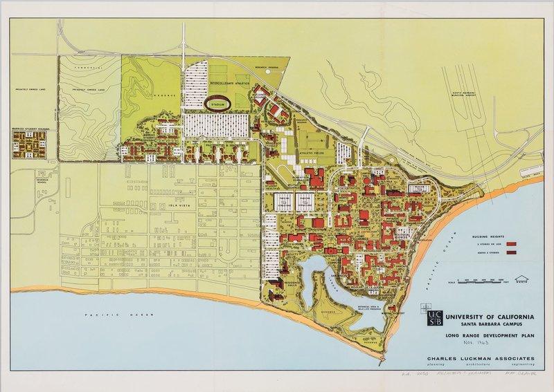 Long Range Development Plan- 1963