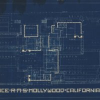 Kings Road House- blueprint