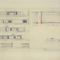 Kings Road House- elevations